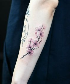 These are the cherry blossoms I like