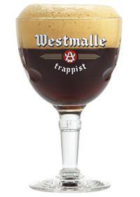 Westmalle Dubbel   (Trappistenbier) Dubbel van Westmalle is een donker, roodbruin trappistenbier met nagisting in de fles. De crèmekleurige schuimkraag geurt naar speciale mout en laat een mooi kantwerk achter in het glas. De smaak is rijk en complex, kruidig en fruitig, met een frisbittere finale. Het is een evenwichtig kwaliteitsbier met een zacht mondgevoel en een lange, droge afdronk. De Dubbel bevat 7% alcohol.