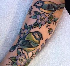 Thank you Rachel so much fun tattoo birdtattooo ladytattooers girlswithink – Tattoo World Pretty Tattoos, Love Tattoos, Beautiful Tattoos, Body Art Tattoos, New Tattoos, Henna Tattoos, Sick Tattoo, Tattoo You, Fun Tattoo