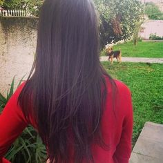 Long hair cut with lots of layering in the | http://newhairstylesforgirls.blogspot.com