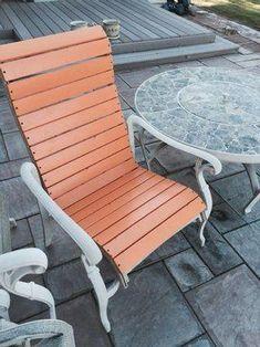 7 best patio furniture rehab images in 2019 rh pinterest com