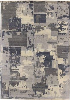 Winter Sale: 9 x 12s #1 Gallery: Fabric Design Rug, Hand-Knotted in India; size: 9 feet 0 inch(es) x 12 feet 2 inch(es)