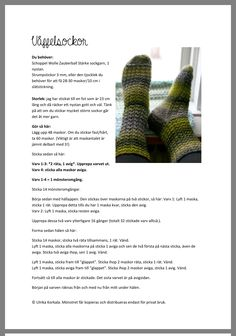 Slipper Socks, Drops Design, Knitting Socks, Rose Buds, Leg Warmers, Knit Crochet, Knitting Patterns, Blogg, Sewing