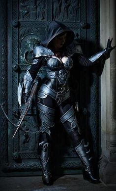 Diablo III Demon Hunter