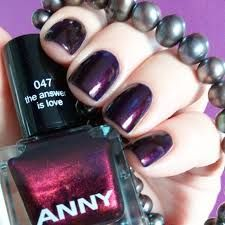 anny - the answer is love
