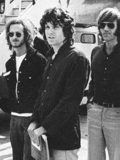 "James Douglas ""Jim"" Morrison ☮ [December 8, 1943 ― July 3, 1971] ♡ The Doors."