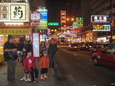 This list has great ideas for Hong Kong with kids!