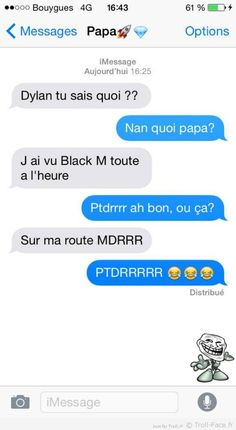 Black m sur ma route Funny Sms, 9gag Funny, Funny Jokes, Memes Humor, Funny Friday Memes, Friday Humor, Monday Memes, Lol, Funny Animal Quotes