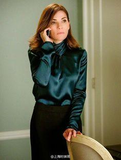 Dress like Alicia Florrick #TheGoodWife# #傲骨贤妻#