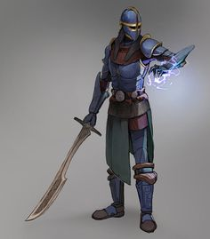 Commision: Nord Warrior3 by Shagan-fury.deviantart.com on @DeviantArt