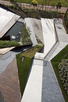 Arquitectura 1: Referentes borde