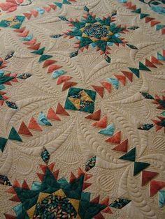 Quilting makes it