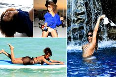 Rihanna Goes Wild In Hawaii