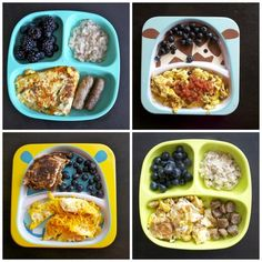 How to raise a non picky eater