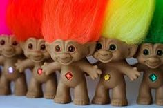 Troll Dolls - I had an awsome collection! I still remember when I lost my 'bride troll' in school, snif! Polly Pocket, 90s Childhood, Childhood Memories, Los Trolls, Back In The 90s, 90s Girl, 80s Kids, 90s Kids Toys, Toys From The 80s