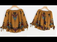Very beautiful and stylish girlish top cutting and stiching Sleeves Designs For Dresses, Kurti Sleeves Design, Kurti Designs Party Wear, Blouse Neck Designs, Baby Frocks Designs, Kids Frocks Design, Girls Top Design, Latest Top Designs, Stylish Tops For Women