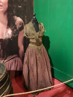 'Les Miserables' costumes - Eponine (Samantha Barks) | Flickr - Photo Sharing!