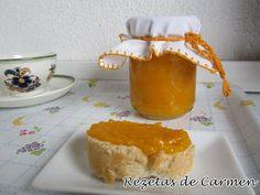 rezetas de carmen: Mermelada de zanahoria y naranja