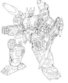 Optimus Prime Coloring Page Transformers Coloring Pages Pinterest