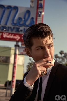 Arctic Monkeys - Band Interview & Photos - Men Of The Year 2013 - GQ.COM (UK) #AlexTurner