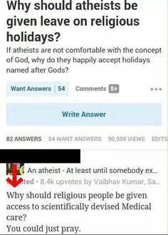 Gotta love that argument