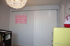 Build a barn door on the cheap with galvanized pipe from the hardware store