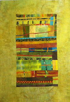 """studio 78 notes  Rayna Gillman - really like the way this is """"mounted"""" on the background."""