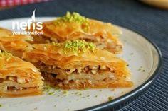 Ağızda Dağılan Burma Baklava - Nefis Yemek Tarifleri Baklava Cheesecake, Food Carving, Spanakopita, Dessert Recipes, Desserts, Lasagna, Iftar, Macaroni And Cheese, Cabbage