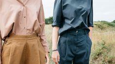 Une collection féminine et fonctionnelle, un vestiaire de basiques désirables, pour les femmes qui aiment les vêtements et l'essentiel.