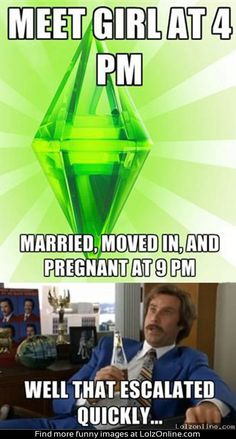 The Logic of The Sims