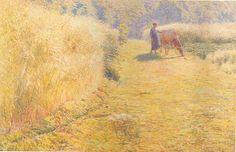Summer, 1893 Emile Claus