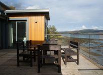 Scotlarch® GripDeck® Decking - Dunmore Villa, Tarbert