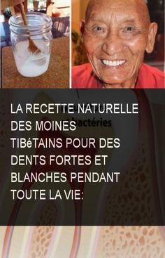 la recette naturelle des moines tibétains pour Des dents fortes et blanches pendant toute la vie: #Dent #Naturelle #Recette #Vie #Lavie #Fort Natural Candles, Best Self, Acupuncture, Celebrity News, Physique, Helpful Hints, Natural Remedies, Affirmations, Natural Beauty