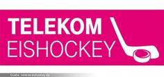 """Bei der deutschen Eishockeyliga wird zukünftig gespart und die Berichterstattung in fremde Hände (Telekom) gegeben .. TelekomEishocky soll zukünftig der """"offizielle Newskanal"""" sein."""