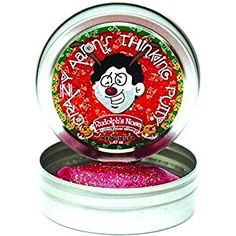 Crazy Aaron Thinking Putty Rudolph's Nose 5CM by Crazy Aaron