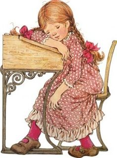 Thisreminds me of my holly hobbie Girls, Missy And Dana