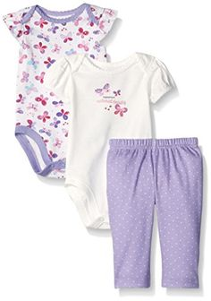 The Childrens Place Baby Butterfly Playset Pale Lavender 36 Months ** Want additional info? Click on the image.