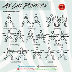 Ai Chi Posture  Learn more about Ai Chi here: http://amzn.to/1bV96IL