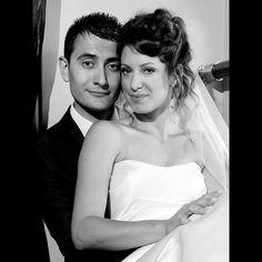 Classic looking couple's portrait. #wedding #photography #surrey