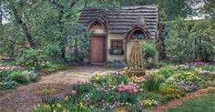 Stone Cottage In The Woods - Bing Images