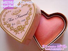 Il Taccuino dellElfa: Sweethearts Perfect Flush Blush Too Faced