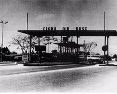 Clark Air Base A sight familiar to many -- Clark's main gate at Angeles City. Clark International Airport, Places To Travel, Places To Go, Haunted Hospital, Subic Bay, Military Careers, Main Gate, Air Force Bases, Baguio
