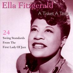 One of Ella's album's.