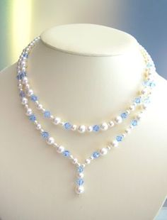 Bridal Baubles~ Stargirl Jewelry - Handmade Art Glass Beads and Jewelry by Marianna Boylan