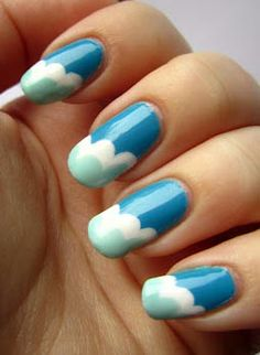 Passion for Nails: Vuoden 2012 parhaat #prom nail art