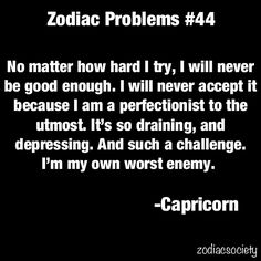 This is so true. I am my own worst enemy. My mom tells me I always have pity parties, but in reality, I don't think other people are against me, it's just me against myself. And lemme tell ya, it sucks.