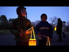 Lantern Walk at the Waldorf School of Lexington - YouTube