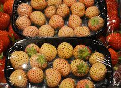 """Schon gesehen? Ananas-Erdbeeren (auch """"Pineberry"""" genannt)"""