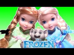 Disney Frozen Queen Elsa ❄️ Princess Anna Petite with Trolls Includes frozen dolls and troll friends Frozen Queen, Queen Elsa, Disney Princess Cinderella, Princess Anna, Rainbow Toys, Prince Hans, Frozen Dolls, Friends Youtube, My Baby Girl