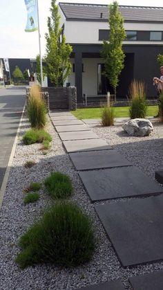 Top 70 Best Modern Landscape Design Ideas – Landscaping Inspiration - All For Garden Modern Landscape Design, Landscape Plans, Modern Landscaping, Outdoor Landscaping, Front Yard Landscaping, Landscape Architecture, Backyard Landscaping, Outdoor Gardens, Landscaping Ideas